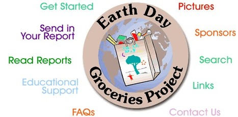 Earth Day Groceries Project   Connect All Schools   Scoop.it