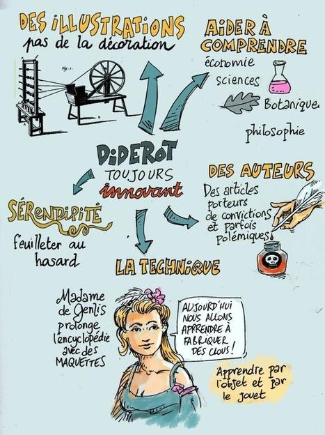 Encyclopédie de Diderot et d'Alembert : ce qu'elle peut encore nous apprendre ! | Gestion des connaissances et TIC pour le développement | Scoop.it