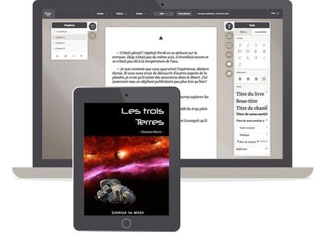 Hugo : une nouvelle application d'édition numérique gratuite | Tout pour le WEB2.0 | Scoop.it