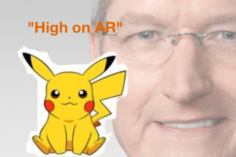 Tim Cook finally confirms Apple has augmented reality plans | Nerd Vittles Daily Dump | Scoop.it