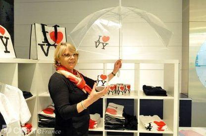 Une nouvelle boutique pour la  destination Vichy | Historic Thermal Cities Villes Thermales Historiques | Scoop.it