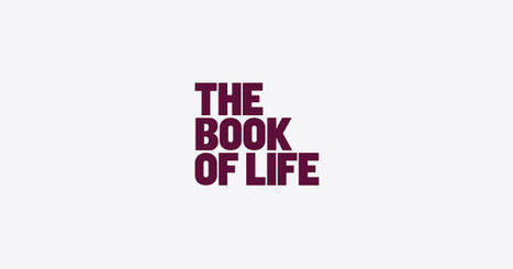 The Book of Life | Inspirational Corner | Scoop.it