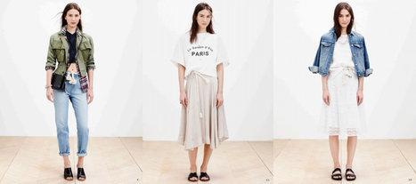 Madewell Lookbook Spring 2015 | Best Fashion Week | Scoop.it