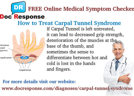 How to Treat Carpal Tunnel Syndrome | Robert Duke | Scoop.it