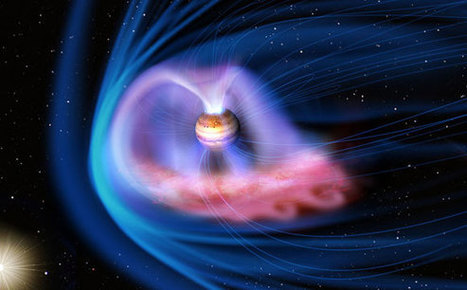 Jupiter's X-ray Aurora is 100 times more energetic than Earth's Aurora Borealis | Share Some Love Today | Scoop.it