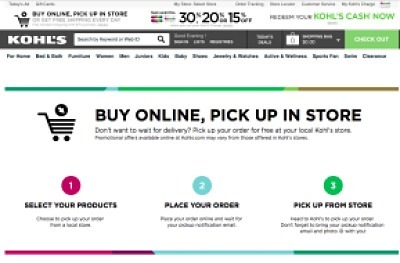 Kohl's, The Limited Order Up Mobile Opportunities Via In-Store Pickup I Mobile Commerce Daily | OMNICHANNEL | Scoop.it