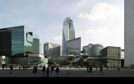Feu vert pour la tour de Jean Nouvel à La Défense | Luxury Real estate | Scoop.it