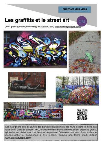 Académie Orléans-Tours. Usages du QRcode pour l'histoire de l'art  | Un Prof D Z'écoles ... | Geekeries | Scoop.it