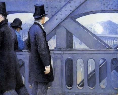 1877, rendez-vous à la gare Saint-Lazare ou sur le pont de l'Europe – Orion en aéroplane | Nos Racines | Scoop.it
