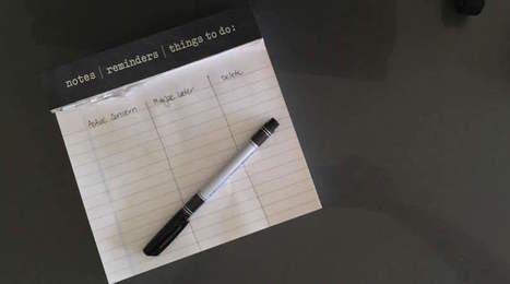 Clear Your Mind by Breaking Your Worries Into Three Categories | Bazaar | Scoop.it