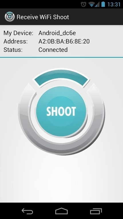 WiFi Shoot! WiFi Direct - Aplicaciones Android en Google Play | Apps Android | Scoop.it