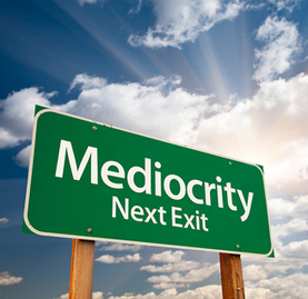 Why Not Having Goals is a Recipe for Mediocrity | Mediocre Me | Scoop.it