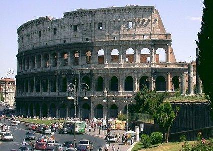 Roman Colosseum | Roma: Imperio Prosper | Scoop.it