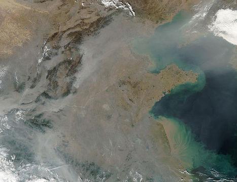 La contaminación atmosférica costó la vida a siete millones de personas en 2012 | Interesen gunea | Scoop.it