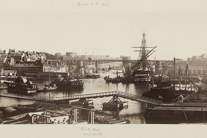 Brèves Nautismes : Zoom sur l'atelier photographique de Brest | Arsenal de Brest : photographies & territoires, 1860 - 1914 | Scoop.it