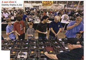 Is it too easy to get a gun in America?   7th Grade Debate Articles   Scoop.it