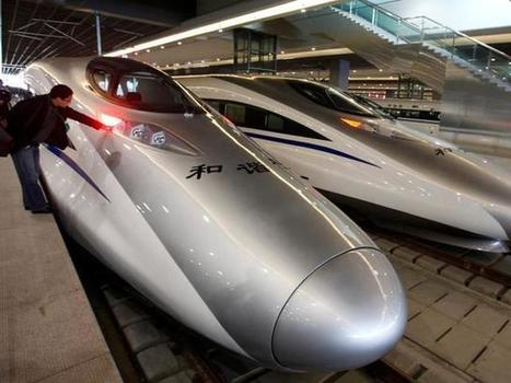 China completes 20,000 km of bullet train network - world's longest   Global railway news   Scoop.it