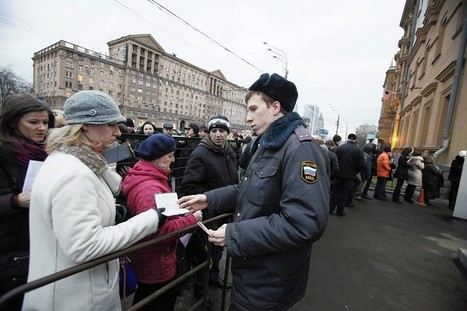 Russians are leaving the country in droves | CJones: Population & Development | Scoop.it
