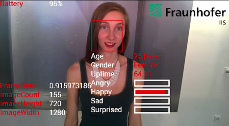 Real-time emotion detection with Google Glass: creepy taste of the future of wearable computers | 21st Century Innovative Technologies and Developments as also discoveries, curiosity ( insolite)... | Scoop.it