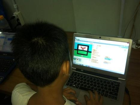 Twitter / CodingIndonesia: Another day of Coding for Kids ... | Coding for Kids | Scoop.it
