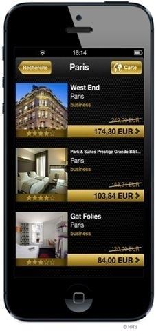 Une appli pour une chambre d'hôtel de dernière minute à prix cassé | HOTEL LE SENAT PARIS | Scoop.it