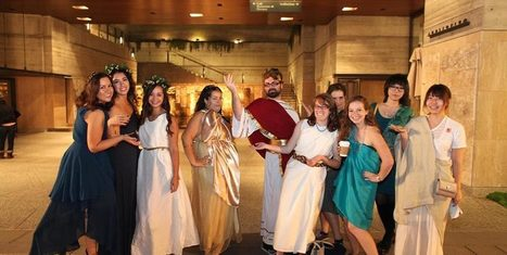 Getty Villa Is Hosting College Night - Canyon News | Visit Ancient Greece | Scoop.it