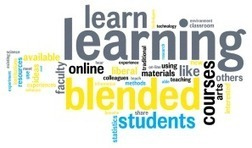 How To Implement Blended Learning -infographic | P O C: Présentation Originale des Connaissances | Scoop.it