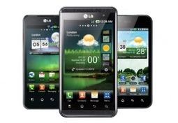 LG Optimus 2X, Optimus 3D y Optimus Black actualizarán a Android 4.0 | VIM | Scoop.it
