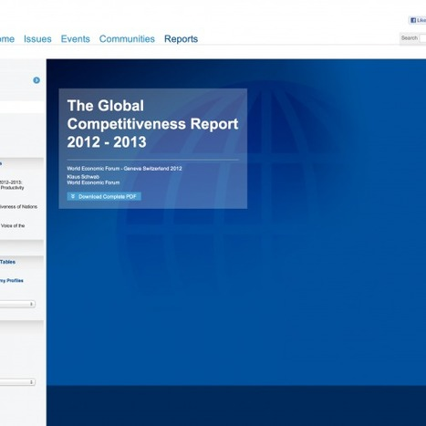 The Global Competitiveness Report 2012-2103 | Global competitiveness | Scoop.it