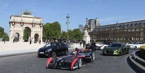 Avec la Formule E, un Grand Prix électrique s'invite à Paris | Auto , mécaniques et sport automobiles | Scoop.it