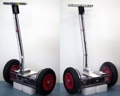 Self-balancing transport is Arduino-controlled | Arduino Focus | Scoop.it
