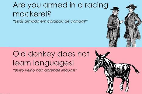 """Portuguese Sayings"": do carapau de corrida ao ""racing mackerel""   P3   Em Português   Scoop.it"