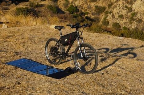 HPC SunCaptured: pannello solare per ebike - ebike.bicilive.it   bicilive.it Mag   Scoop.it