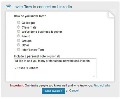 5 LinkedIn Habits To Break In 2014 - InformationWeek | Social Media and Marketing | Scoop.it