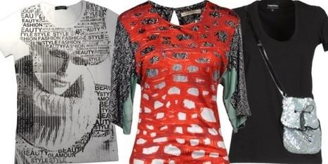 L'estate 2013 è t-shirt mania, ecco cosa non puo' mancare nel guardaroba - Sfilate | Moda Donna - sfilate.it | Scoop.it