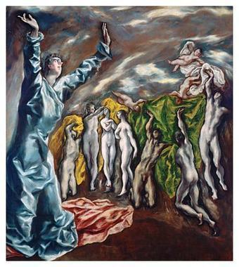 El Greco - 'View of Toledo' - An Apocalyptic Vision | Visual Culture | Scoop.it