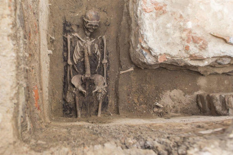 17th century skeleton with 'extracted brain' unearthed in Poland | Histoire et Archéologie | Scoop.it