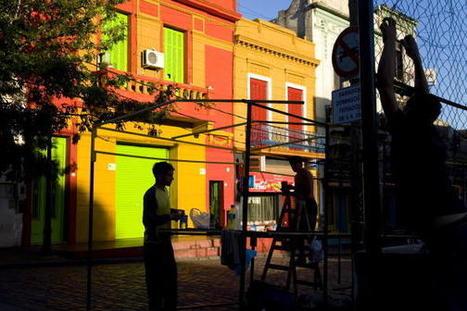 1. Vivre dans une ville «audacieuse» : Buenos Aires, Argentine | 7 milliards de voisins | Scoop.it