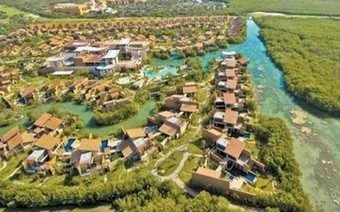 Mayakoba project has 17000 housing units - Mexico News Daily | Cave Diving | Scoop.it
