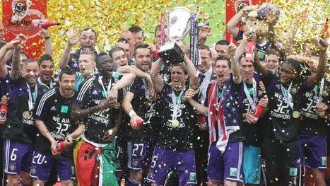 Anderlecht 32e keer landskampioen (week 20) | news belgium | Scoop.it