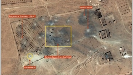 US uses PGMs against area targets in Syria | GEOINT | Scoop.it