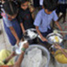 Midday meal for school Children