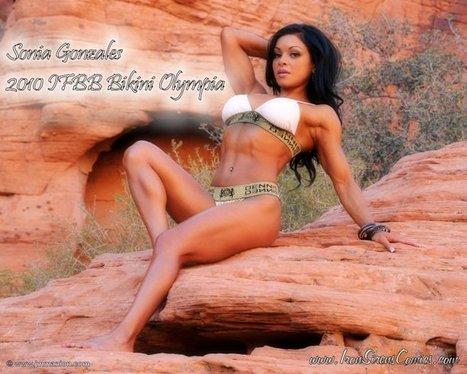 Sonia Gonzales   Pro Bodybuilders & Fitness Models   Scoop.it