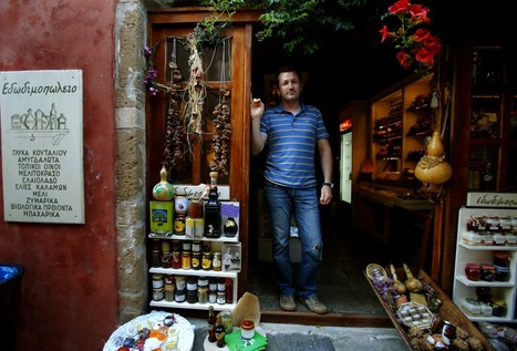 Why regulation — on yogurt and more — is blocking Greece's recovery   ESRC press coverage   Scoop.it