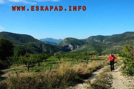La montagne d'Angèle (26) | Topo et fiche de randonnée à pied by eskapad | Scoop.it