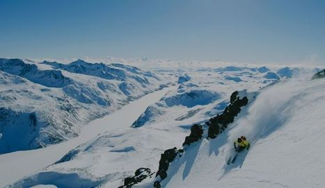 Jotunheimen Haute Route | Mountain Research | Scoop.it