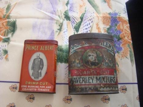 boites patriotiques et tabac | Collection de boite en fer | Scoop.it