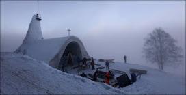 Une curieuse église de glace en Allemagne | Allemagne tourisme et culture | Scoop.it