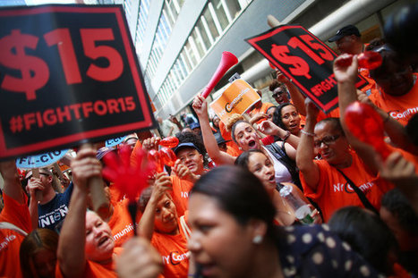 New York Acts to Mandate $15 Minimum Wage in Fast Food | United States Politics | Scoop.it