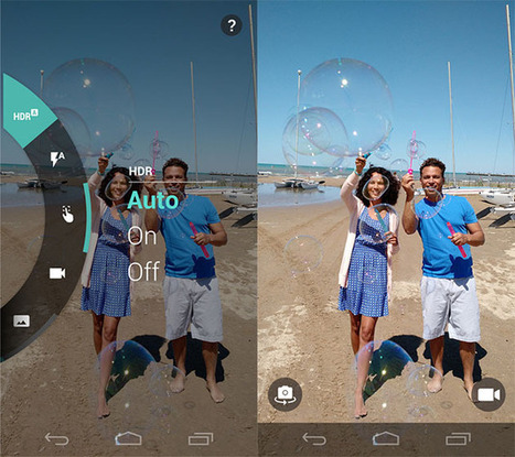 Motorola Camera and Gallery get Material refresh - androidandme.com | Photodroid | Scoop.it